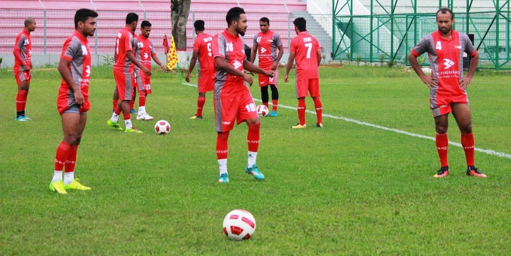 Press meet held ahead of int'l club friendly