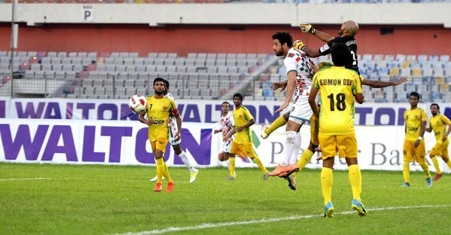 Abahani pip Jamal 1-0