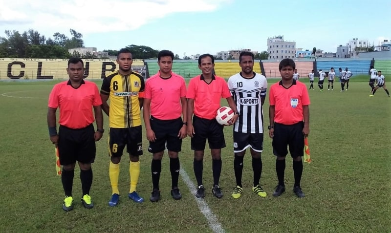 Mohammedan steal a point from high-flying Saif