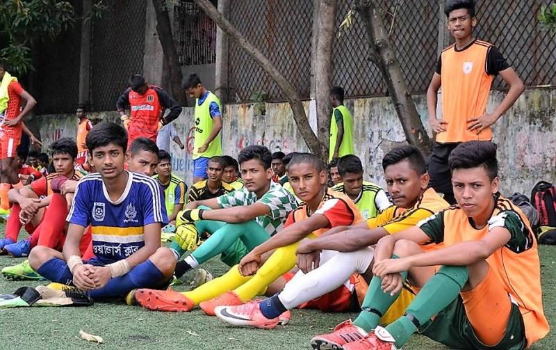 U15 boys' residency camp to begin soon