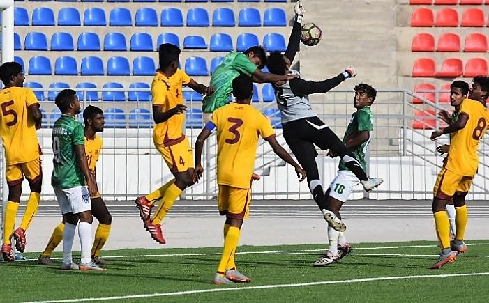 AFC U19 Qualifiers: Bangladesh thrash Sri Lanka 4-0