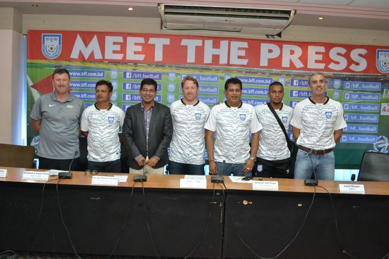 28 member Bangladesh team announced for Qatar training