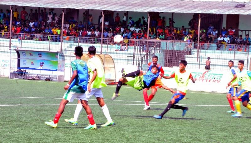 U15 Trial: 60 boys selected preliminarily