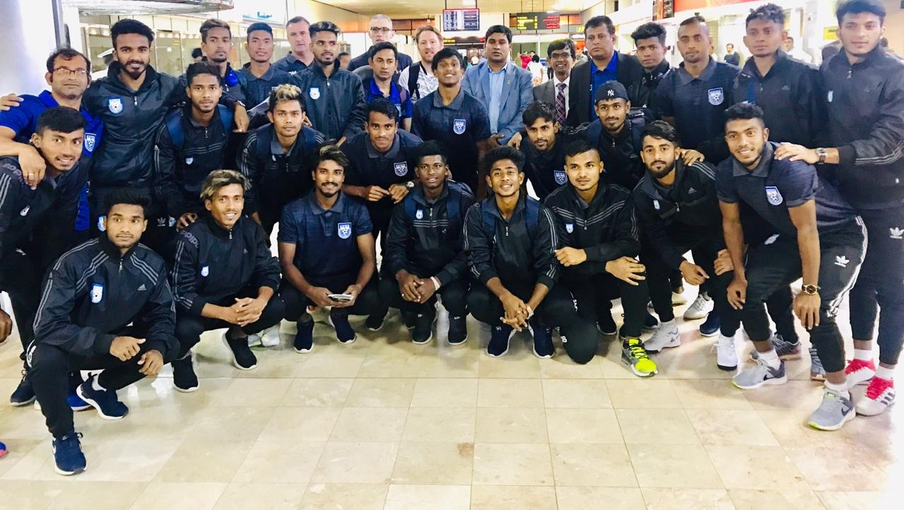 AFC qualifiers: U23 boys ready for Bahrain clash