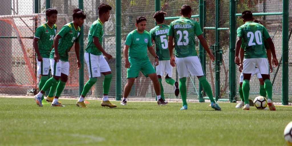 U23 boys look to end Qatar camp with another win