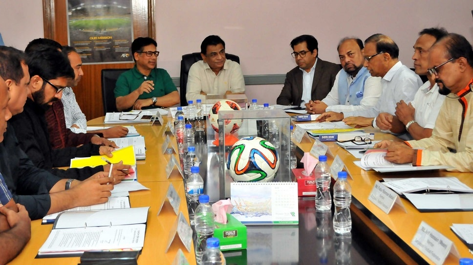 Next season's calendar approved at executive committee meeting