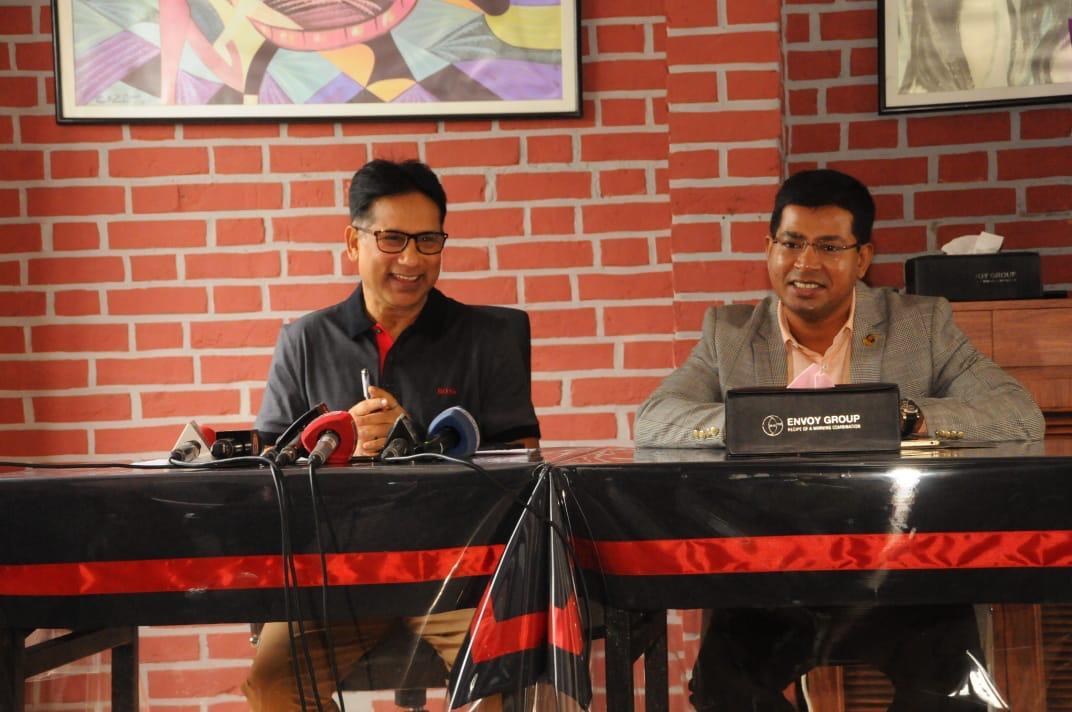 BFF meets the press regarding BPL 2021